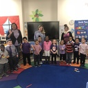St. Brendan / St. Ann's PreK classes celebrate Halloween by being the colors of the rainbow photo album